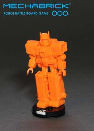 Wakazashi Mech Kit (blister - orange)
