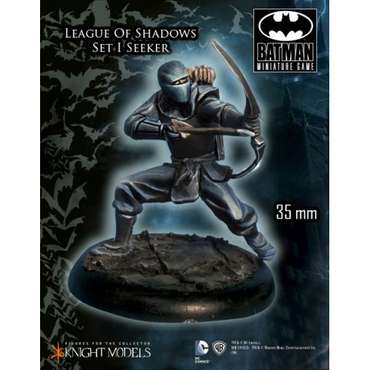 LEAGUE OF SHADOWS SET I – Bild 2