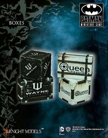 BOXES:SCENERY