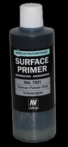 Vallejo Surface Primer German Panzer Grey/ RAL7021 (60ml)