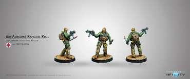 6th Airborne Rangers Reg. (SMG)
