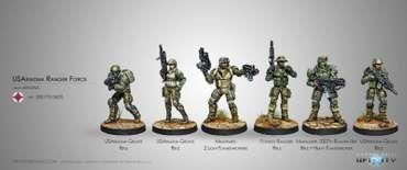 USAriadna Ranger Force (Ariadna Sectorial Starter Pack)