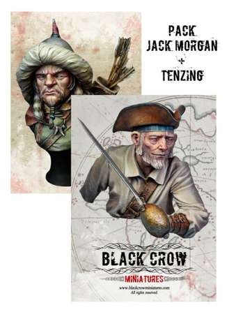 Jack Morgan + Tenzing (Set)