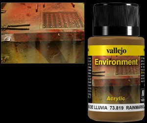 Vallejo Weathering Effects Environment Rainmarks 40 ml