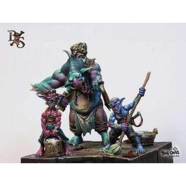 Gugh Jin - The Troll Cleaner