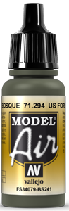 Model Air 71294 US Forest Green (FS34079) 17ml