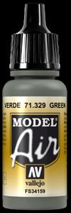 Model Air 71329 Green 17ml