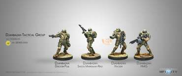 Djanbazan Tactical Group (Box)