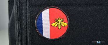 Force de RR Merovingienne Patch