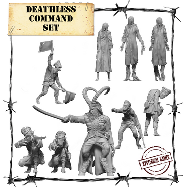 Deathless Command Set - Panzerfäuste