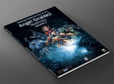 Painting Miniatures From A to Z, Vol. 2 - Angel Giraldez Masterclass