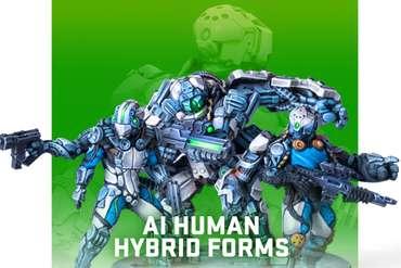 AI Human Hybrid Forms Box - HINT