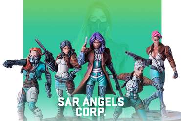 SAR Angels Corp. Box - HINT