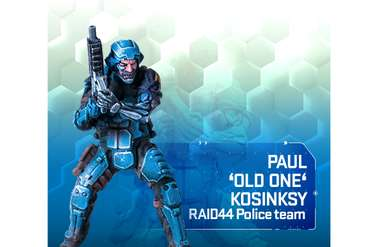 Paul 'Old One' Kosinsky - HINT
