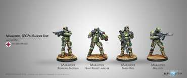 Marauders, 5307th Ranger Unit (Box)