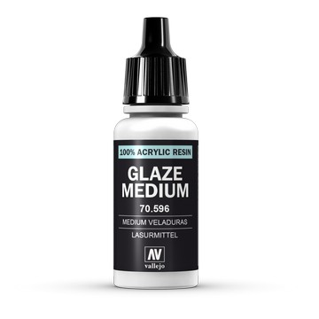 Vallejo Glaze Medium, 17 ml (VA195/596)