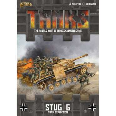 German StuG G Erweiterungspack (Deutsch) - TANKS