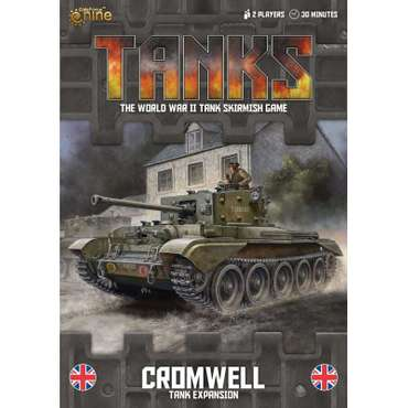 British Cromwell Expansion (German) - TANKS