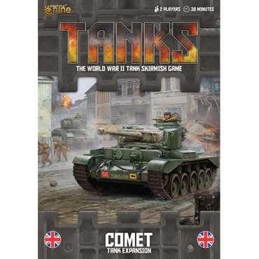 British Comet Erweiterungspack (Deutsch) - TANKS