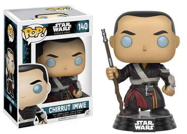 Chirrut Imwe - Pop! Star Wars: Rogue One
