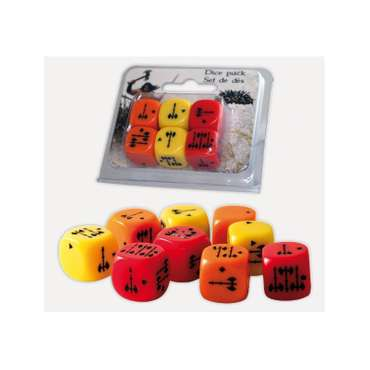 Conan: Dice Set (6)
