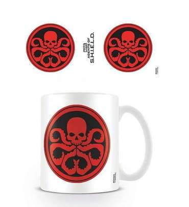 Agents of Shield - Hydra Tasse - Marvel