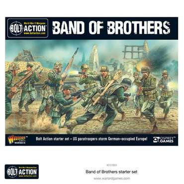 "Bolt Action 2 Starter - ""Band of Brothers"""