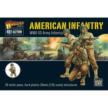 American Infantry - Bolt Action