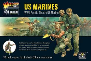 US Marines - Bolt Action