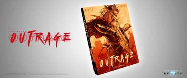 Infinity: Outrage - EN (Manga)