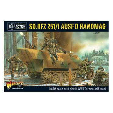 German Heer HQ (1943-45) - Bolt Action