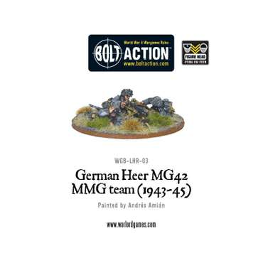 German Heer MG42 (1943-45) - Bolt Action