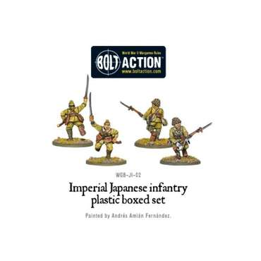 Imperial Japanese Infantry - Bolt Action – Bild 3