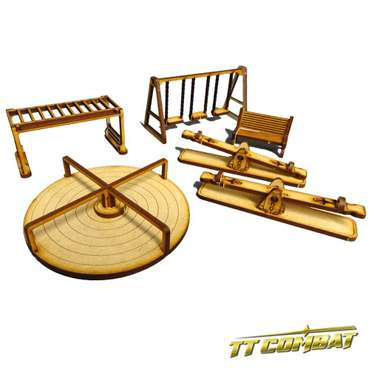 Play Park Set – City Scenics