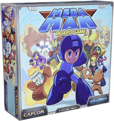 Mega Man the Board Game