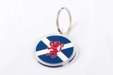 Caledonian Highlander Army Key Tag