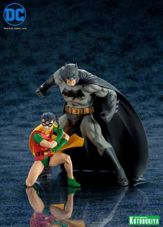 Batman & Robin 2-Pack Figuren