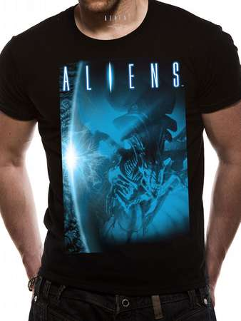 Alien: Blue T-Shirt