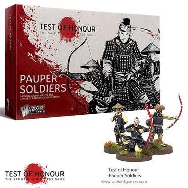 Pauper Soldiers - Test of Honour