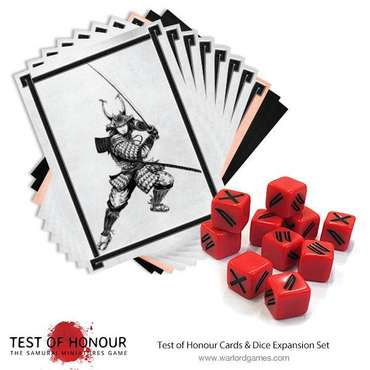 Dice & Cards - Test of Honour