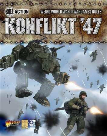 Konflikt '47 Regelwerk (EN)