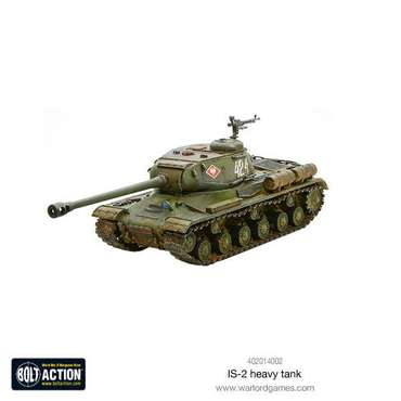 IS-2 Heavy Tank - Bolt Action – Bild 3