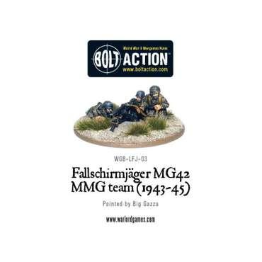 Fallschirmjäger MMG (1943-45) - Bolt Action