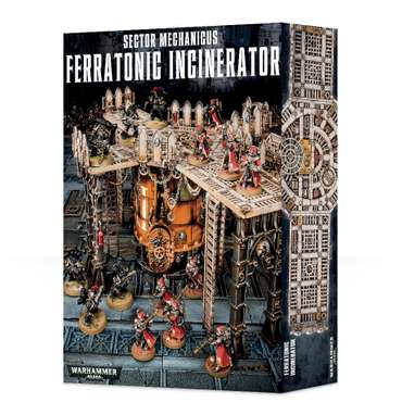 SECTOR MECHANICUS:FERRATONIC INCINERATOR