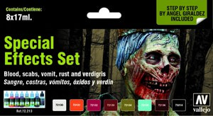 Game Color Set: Special Effects Set (8)