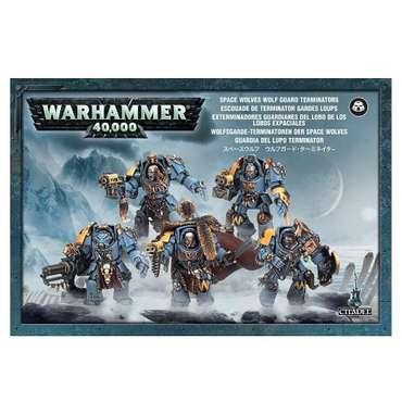 Space Wolves Wolf Guard Terminators