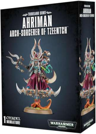 Ahriman: Arch-Sorcerer of Tzeentch