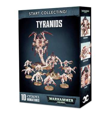 Start Collecting! Tyraniden