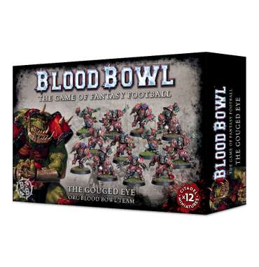Blood Bowl: The Gouged Eye (Orcs Team)