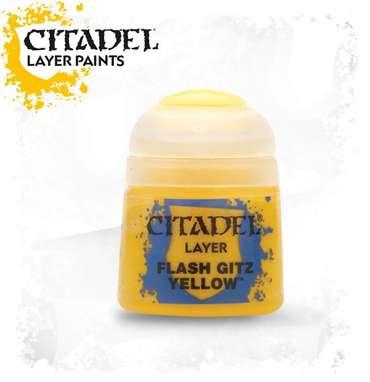 Flash Gitz Yellow – Layer